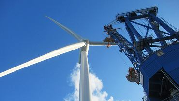Największa na świecie morska farma wiatrowa na świecie - Hornsea One - prawie gotowa.