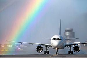 Lotnisko Ławica znów otwarte. Można już latać z Poznania