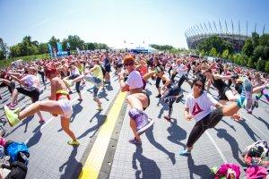 1 600 prawdziwych entuzjastek fitnessu i najlepsi trenerzy - tak było na Reebok Women's Fitness Camp