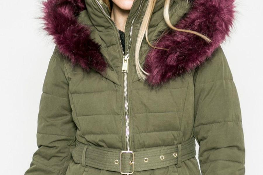 a63b47ba0ddb73 Kurtka parka z futerkiem: ciepła kurtka na sezon jesienno - zimowy