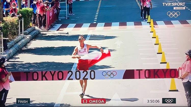 Dawid Tomala złotym medalistą olimpijskim