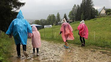 Co robić w Zakopanem, gdy pada?