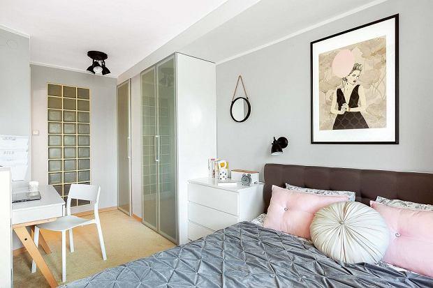 Zmienili Nijaką Sypialnię W Hotelowy Apartament
