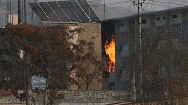 Zamach w Afganistanie