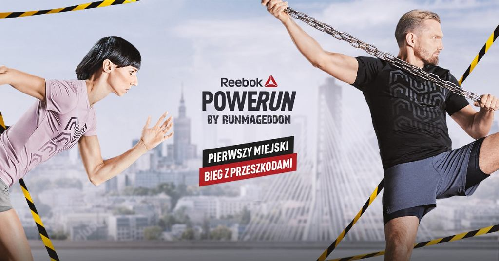 Reebok Powerun by Runmageddon