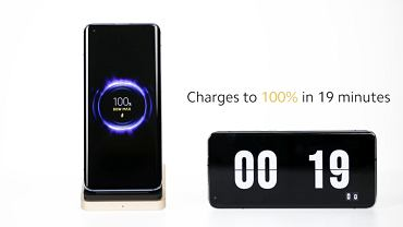Xiaomi prezentuje ładowanie bezprzewodowe o mocy 80W
