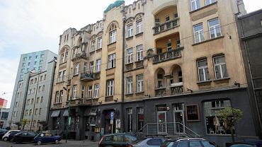 Ulica Małachowskiego w Sosnowcu