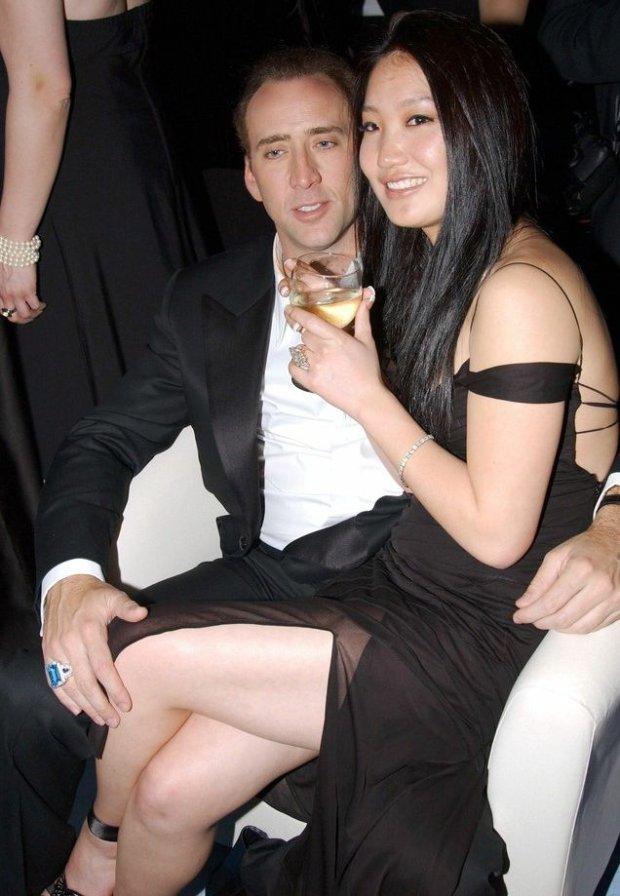Nicolas Cage, Patricia Arquette