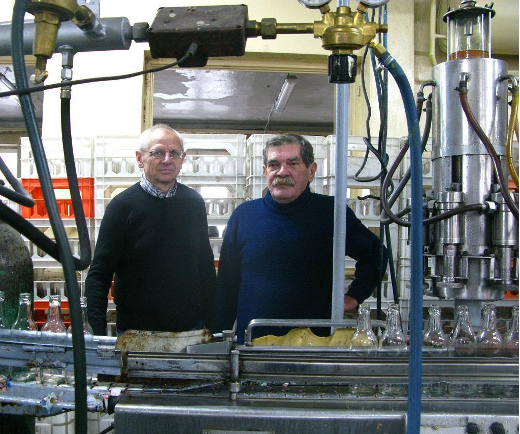 Józef Romaniuk i Antonii Niszcz