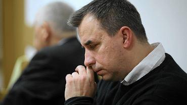 Dziennikarz śledczy Wojciech Sumliński