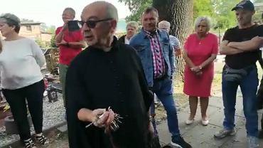 Konflikt mieszkańców Nowielina z księdzem