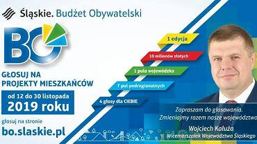 Wojciech Kałuża zachęca do głosowania