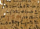 Już starożytni Egipcjanie podkreślali na czerwono
