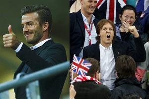 Celebryci na Olimpiadzie.