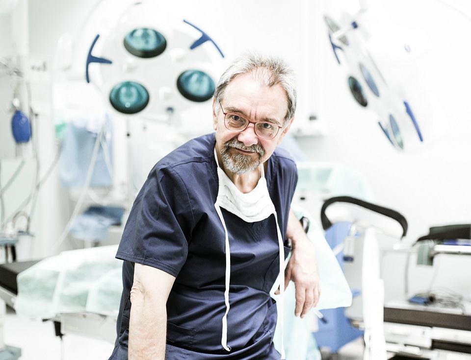 Prof. Romuald Dębski