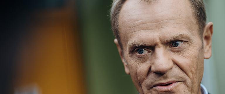 Donald Tusk jedynym kandydatem na szefa Europejskiej Partii Ludowej