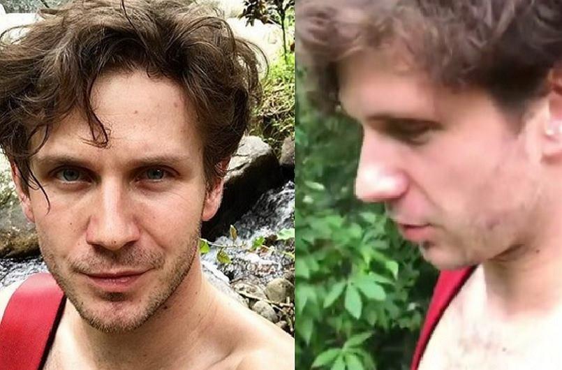 Antek Królikowski poleciał na Bali