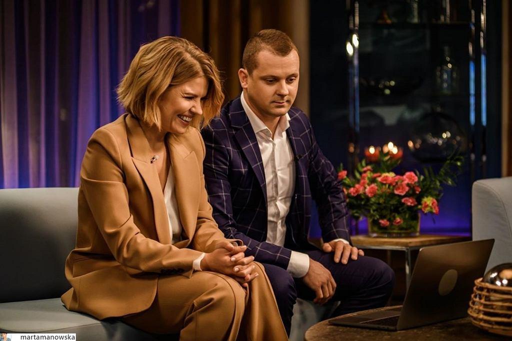 'Rolnik szuka żony'. Marta Manowska broni Seweryna