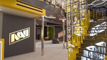 Nowa siedziba Natus Vincere znajduje się w Kijowie.