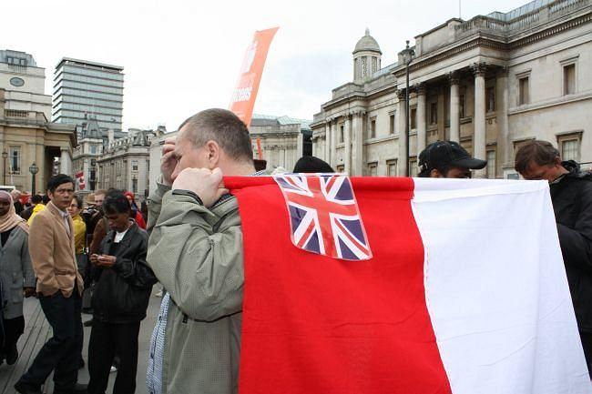 Polacy w Wielkiej Brytanii (zdjęcie ilustracyjne)