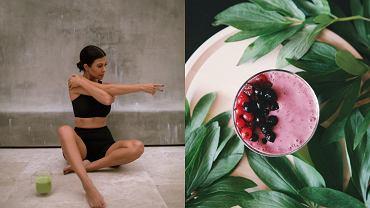 Kourtney Kardashian poleca zdrowe koktajle