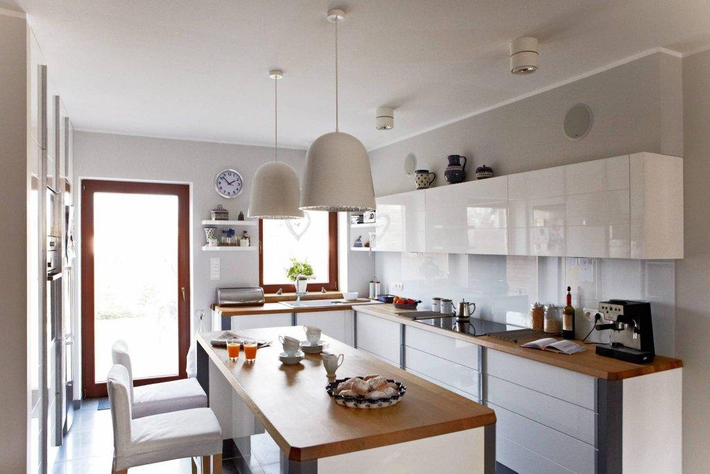 Biała Kuchnia 8 Modnych I Pomysłowych Kuchni W Kolorze Białym