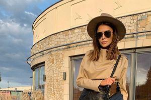 Natalia Siwiec zachwyca w błękitnej sukience od polskiej marki La Mania
