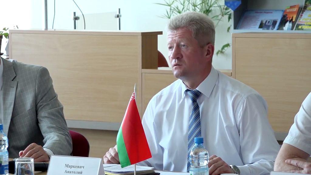 Anatol Markiewicz, nowy minister kultury Białorusi