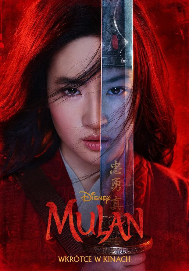 'Mulan' - premiera fabularnej wersji hitu Disneya w marcu 2020