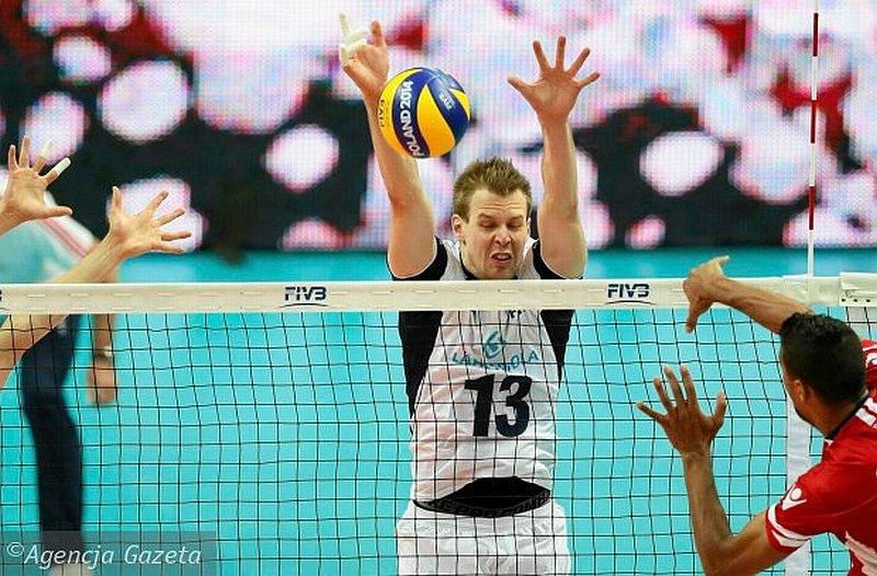 Mikko Oivanen (z nr 13), Cerrad Czarni Radom