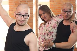 Gimper - trening do 'Taniec z Gwiazdami'