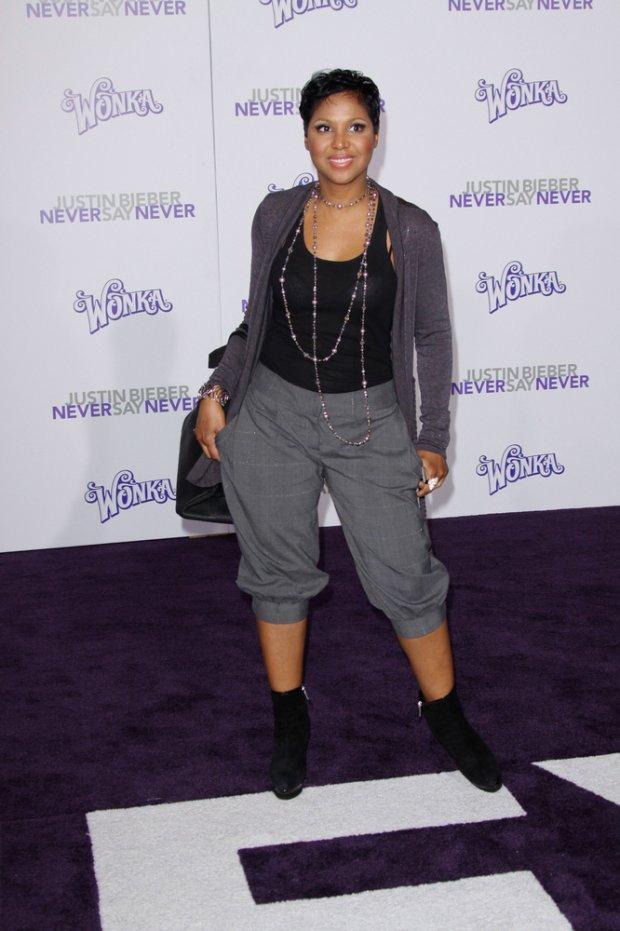 02/08/2011 - Toni Braxton -