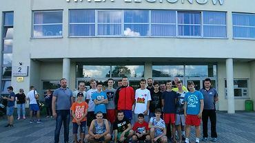 Piłkarze ręczni UKS Miś Gorzów zajęli ósme miejsce w finałach rozgrywek o puchar ZPRP w kategorii młodzików