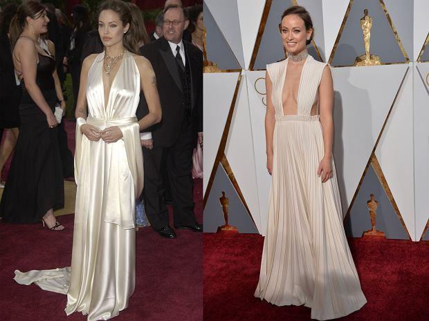 Oscary: Angelina Jolie i Olivia Wilde