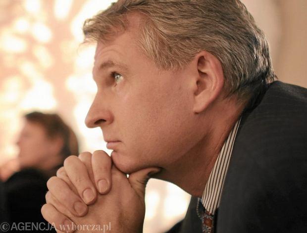 \Warszawa, wreczenie nagrody historycznej imienia Kazimierza Moczarskiego - Timothy Snyderowi