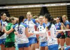 Siatkarki PGE Atomu Trefla wygrały w Novarze i awansowały do fazy play-off Ligi Mistrzyń!