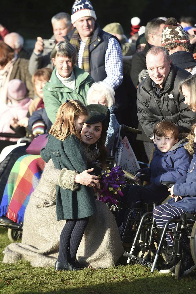 Księżniczka Charlotte pokazała jeden z prezentów świątecznych