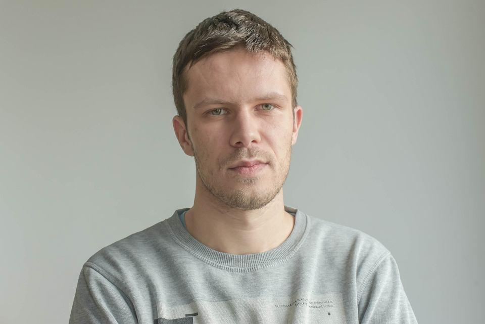 Piotr Bakselerowicz, dziennikarz Gazety Wyborczej