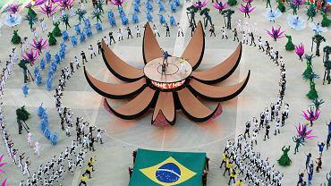 Ceremonia otwarcia mundialu
