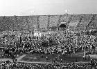 Stadion Dziesięciolecia powstał z gruzów Warszawy