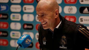 Zinedine Zidane zdradził, jaka jest jego wymarzona praca.