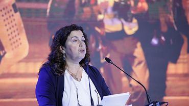 Julia Słucka, szefowa białoruskiego Press Clubu