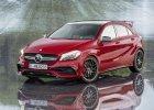 Odmłodzony  Mercedes klasy A | Dynamicznie i bardzo mocno