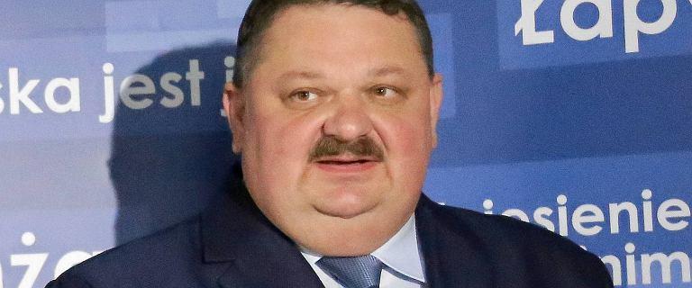 Stanisław Derehajło odwołany ze stanowiska wicemarszałka