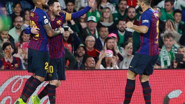 Leo Messi skomentował zachowanie kibiców Realu Betis