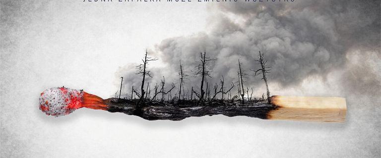 Stop Pożarom Traw. Nowa kampania MSWiA i straży pożarnej