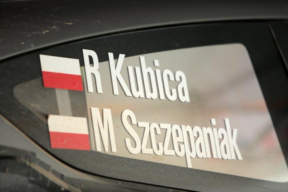 Robert Kubica. Rajd Polski 2015. Relacja na żywo. Transmisja tv
