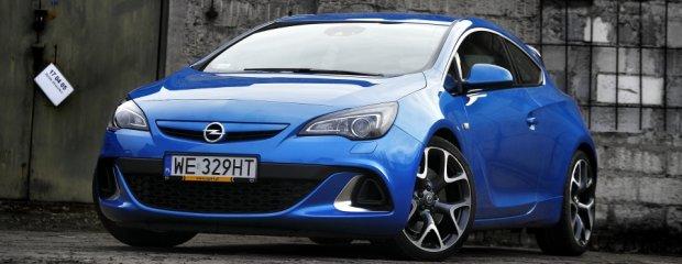 Opel Astra OPC | Test | Nie samym GTI człowiek żyje