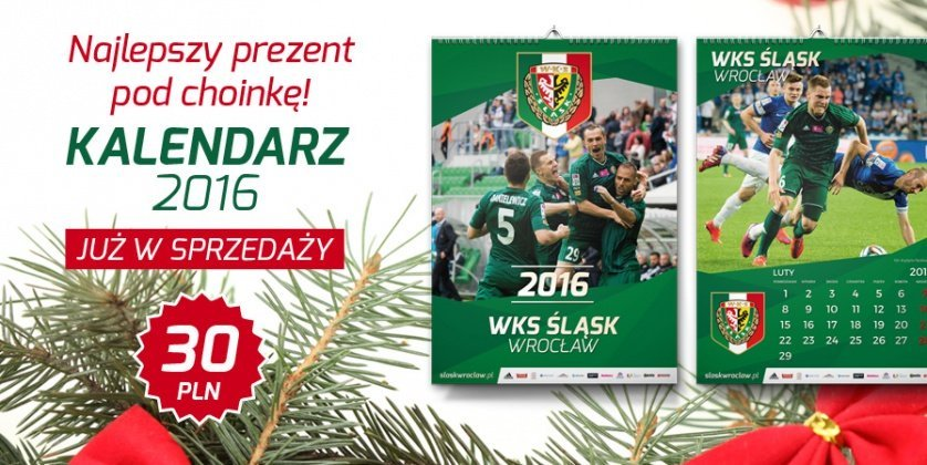 Kalendarz Śląska na 2016 rok