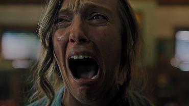 'Dziedzictwo. Hereditary' - reż. Ari Aster. Film znalazł się na liście najstraszniejszych horrorów w historii kina, którą opracowali brytyjscy naukowcy.